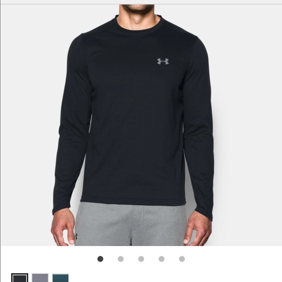 d3081d635 Under Armour Shirts | Mens Long Sleeve Workout Shirt | Poshmark